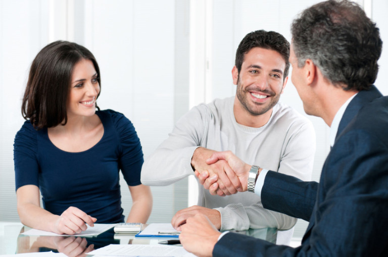 building relationship with clients