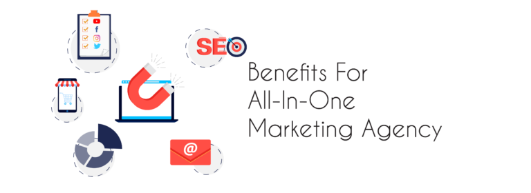 Benefits For All-In-One Marketing Agency